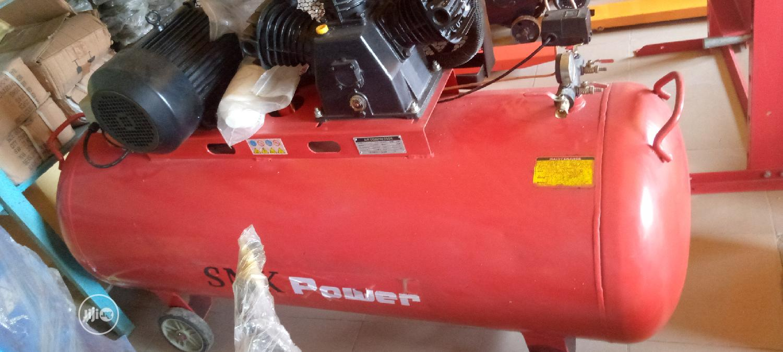500liters Compressor
