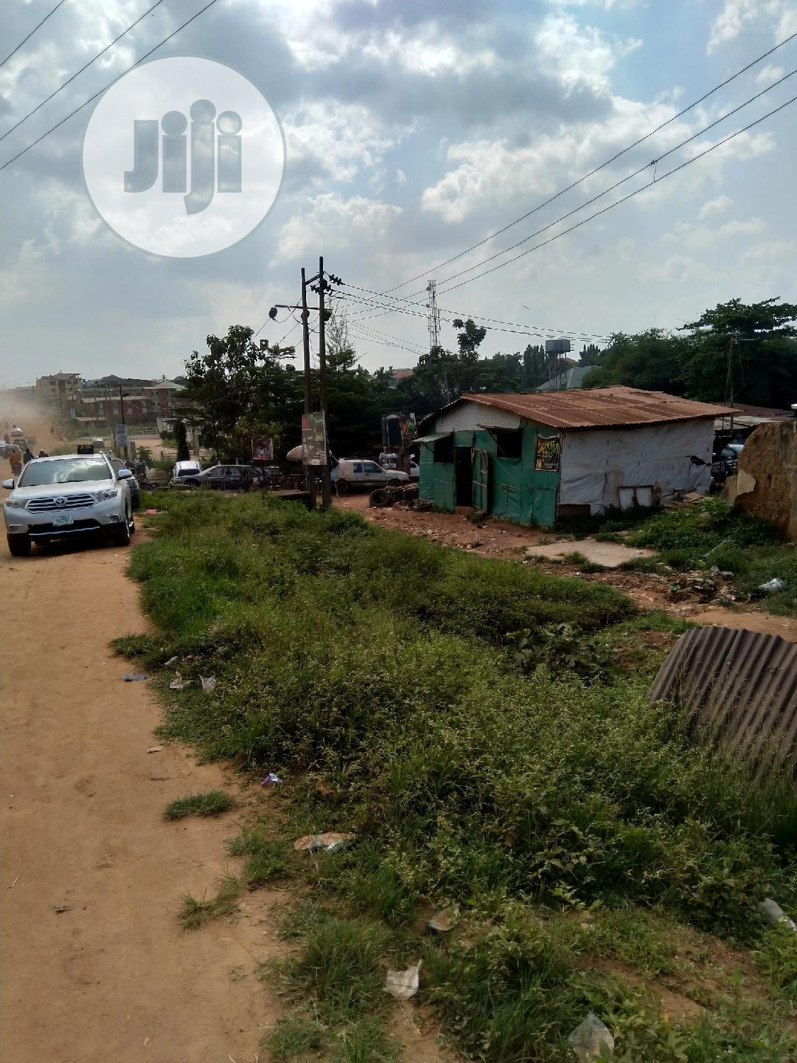 Lease...Vacant Parcel Of Land At General Gas, Akobo, Ibadan