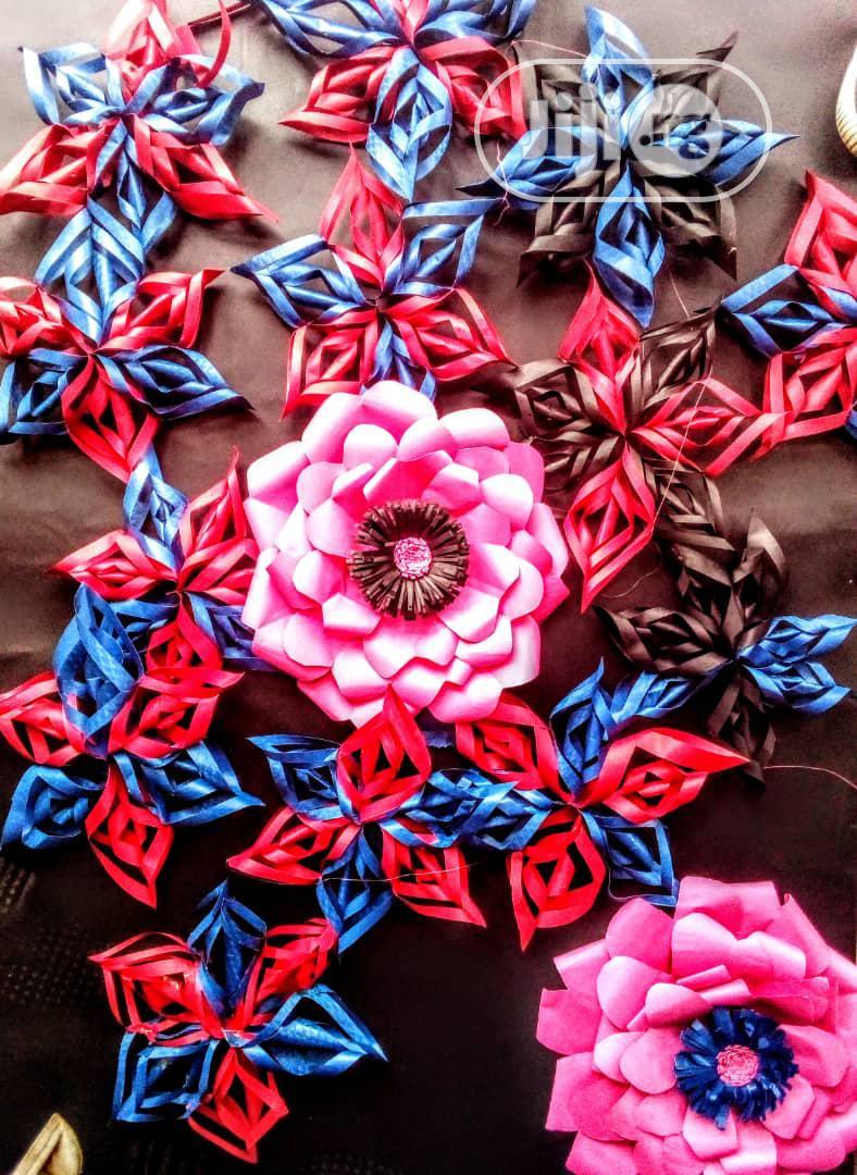 Paper Snowflake   Arts & Crafts for sale in Shomolu, Lagos State, Nigeria