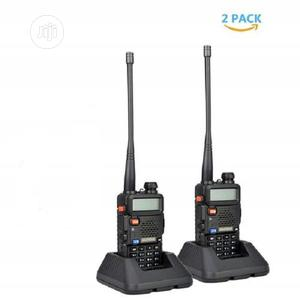 UV-5R Baofeng Walkie Talkie - 2 Pieces | Audio & Music Equipment for sale in Lagos State, Ikeja