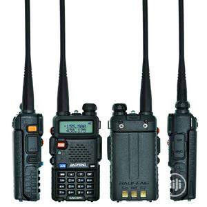 Baofeng UV-5R Walkie Talkie - 4 Pieces   Audio & Music Equipment for sale in Lagos State, Ikeja