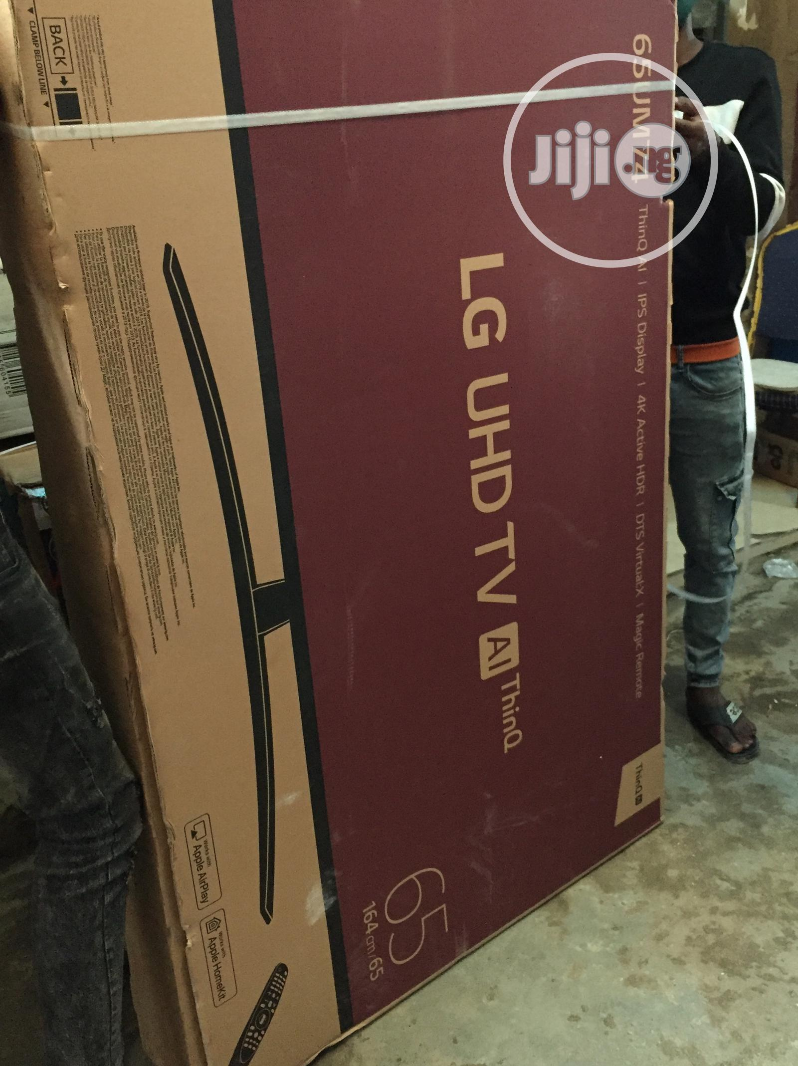 LG 65 Inches Smart Television