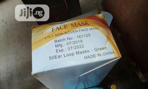 Surgical Face Mask Carton Is 40boxes | Medical Supplies & Equipment for sale in Lagos State, Lagos Island (Eko)