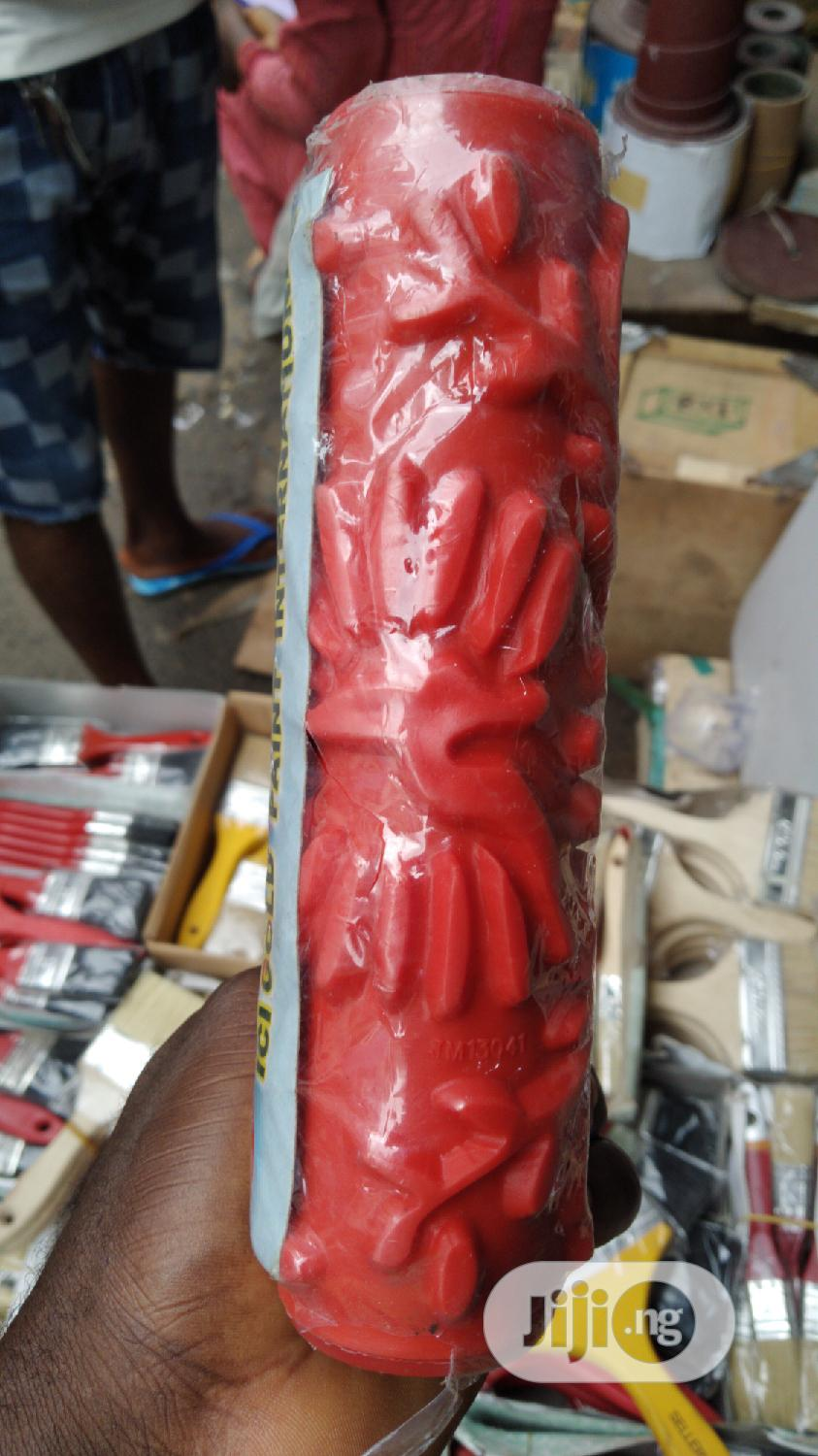Wall Texture Roller Pattern Paint Roller   Building Materials for sale in Lagos Island (Eko), Lagos State, Nigeria
