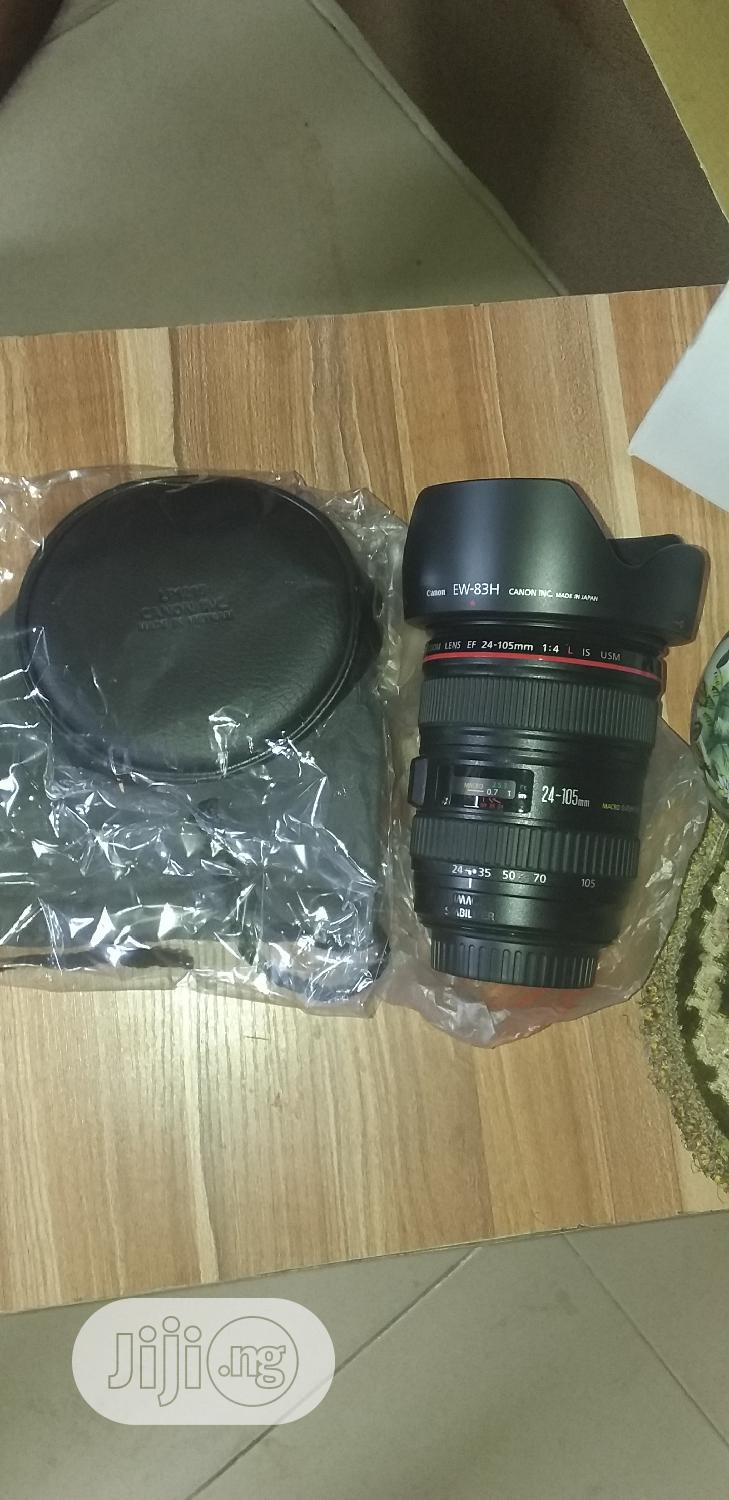 Canon 25-105mm Lens   Accessories & Supplies for Electronics for sale in Alimosho, Lagos State, Nigeria