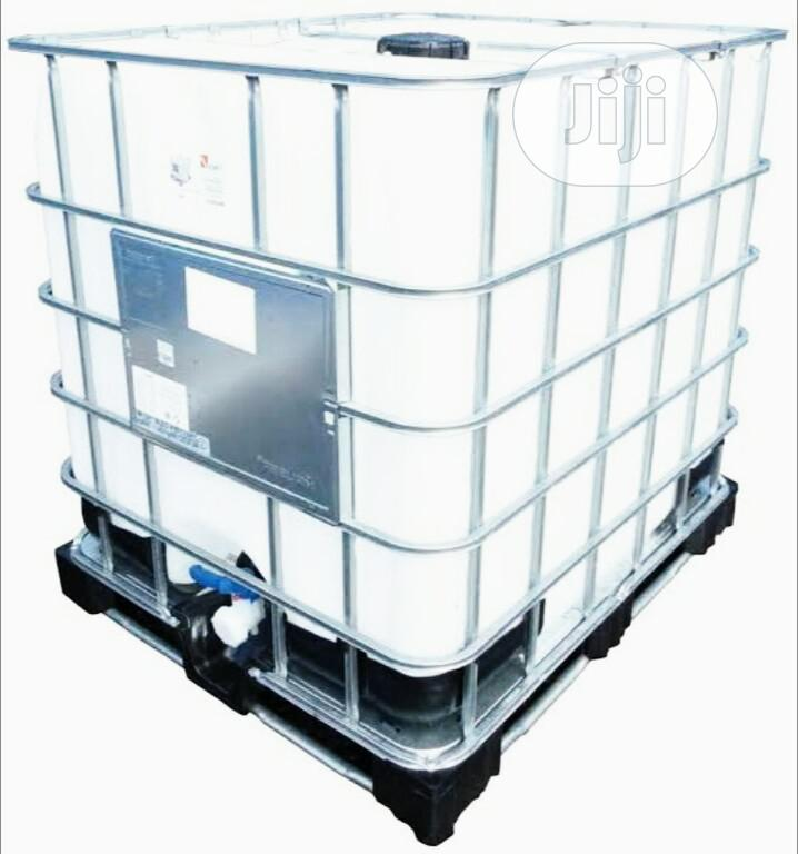 Strong 1000 Litres Tank In Agege Lagos