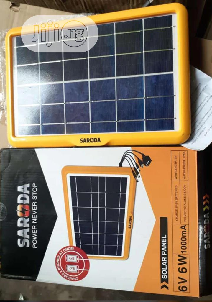 6w Solar Phone Charger