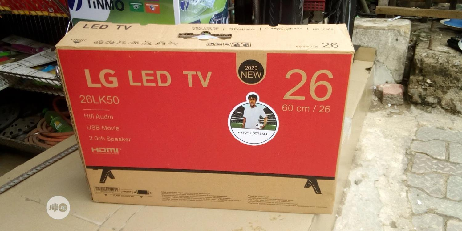 26inches Tinning Frame LED LG Tv | TV & DVD Equipment for sale in Ojo, Lagos State, Nigeria
