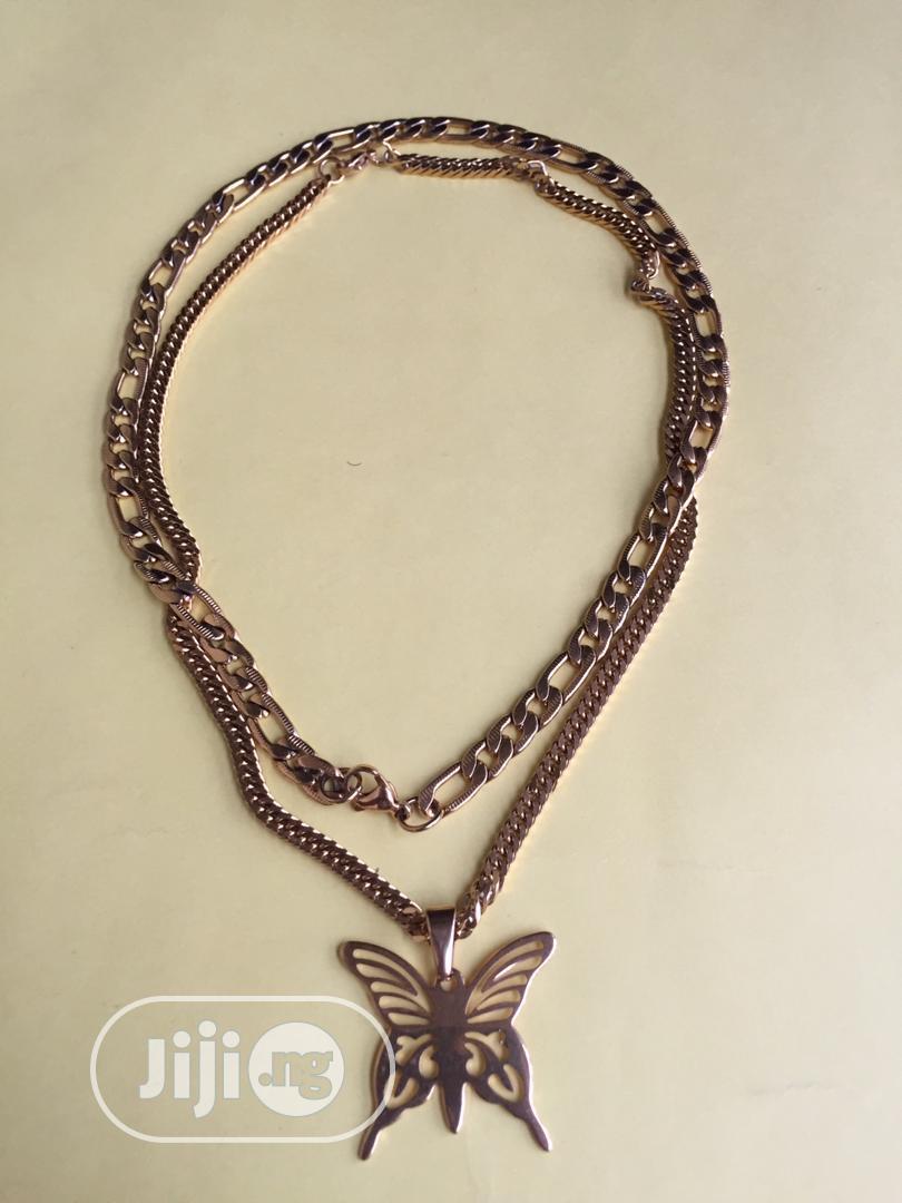 Archive: Choker Necklace