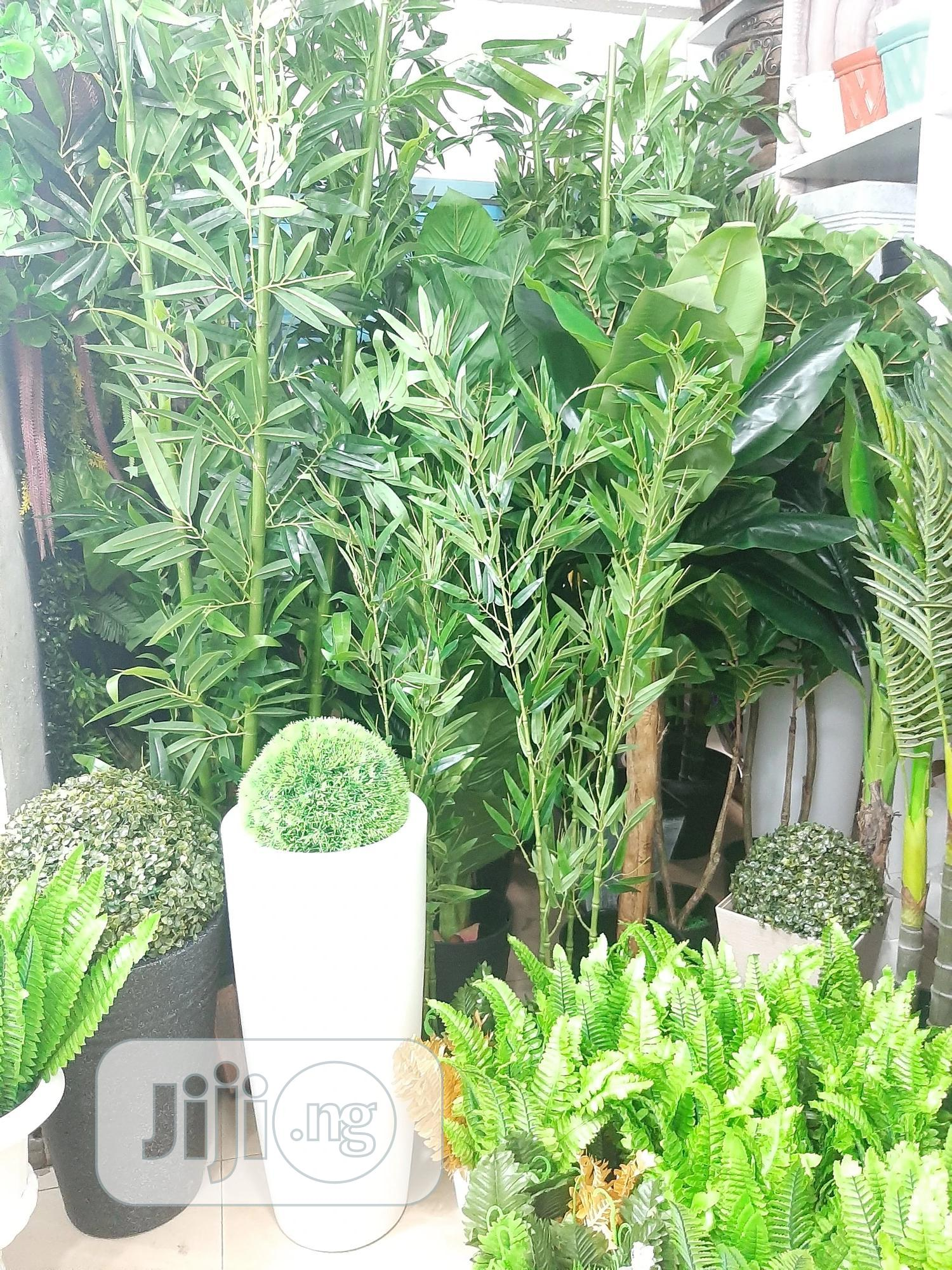 Fake Plants For Indoor And Outdoor Decorations