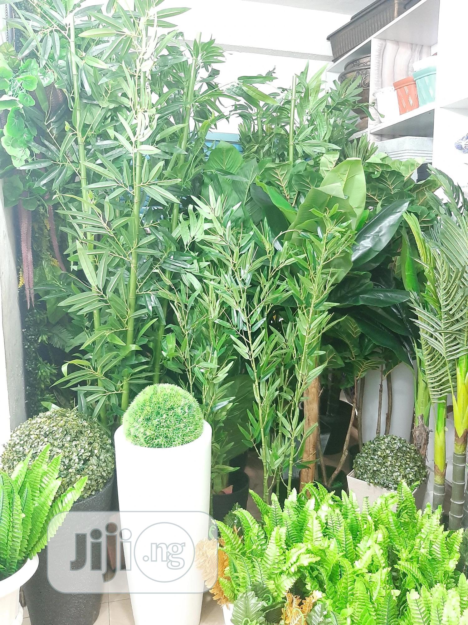 Fake Plants For Outdoor Gardens And Lawns Decorations