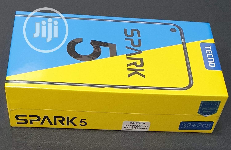 New Tecno Spark 5 32 GB | Mobile Phones for sale in Ikeja, Lagos State, Nigeria