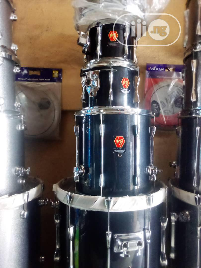 5sets Of Virgin Drum (Prime) Single Symbal Stand