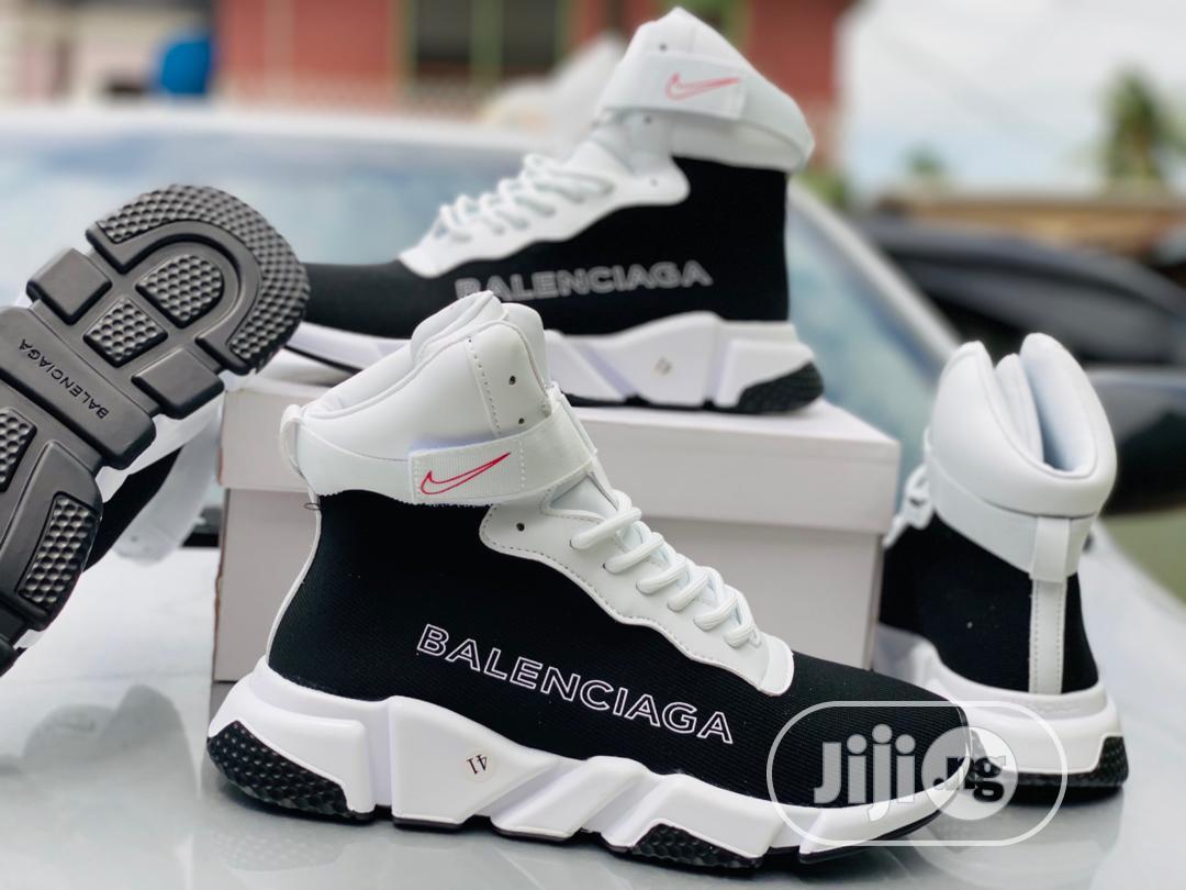 Original Balenciaga X Nike Sneakers