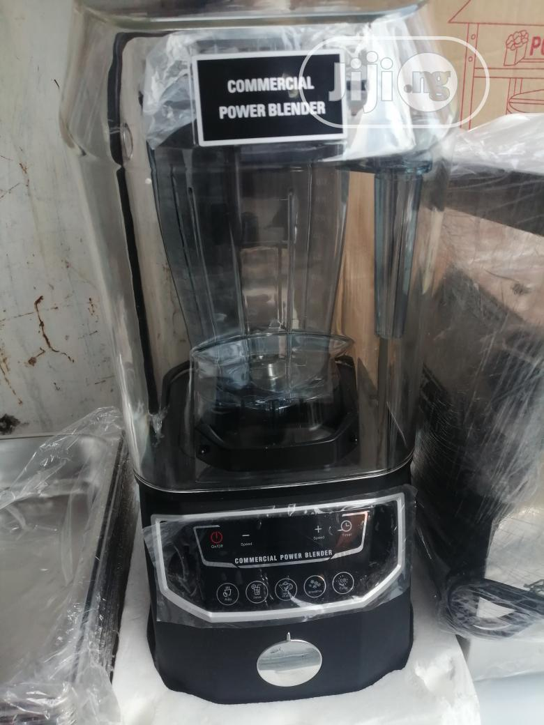 Archive: Heavy-duty Ice Crushers Blender Grinder