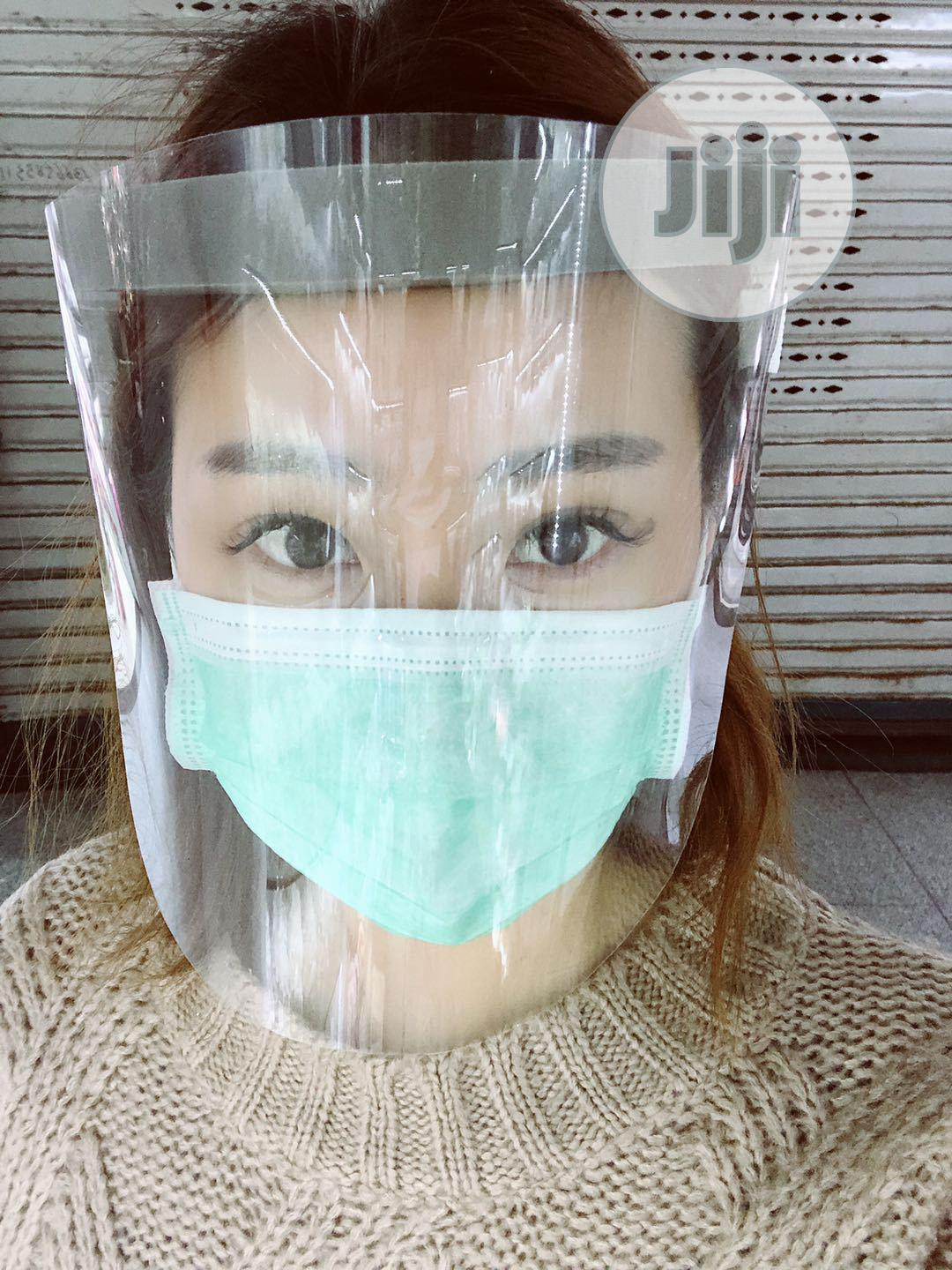 Face Shield | Safety Equipment for sale in Gwagwalada, Abuja (FCT) State, Nigeria