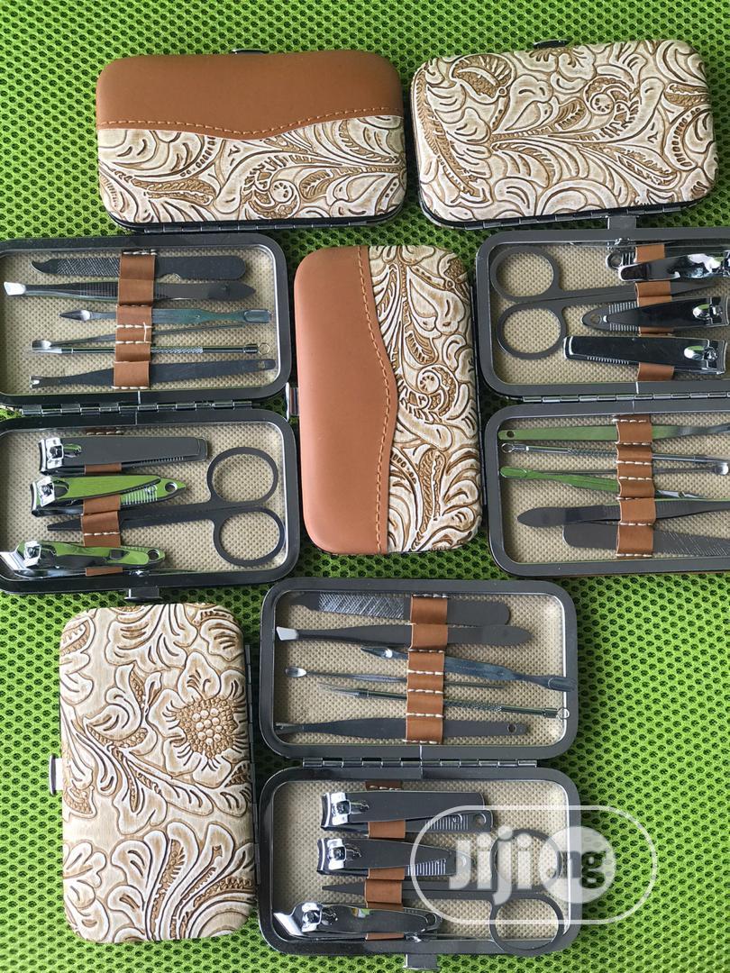 Archive: Portable Manicure Set