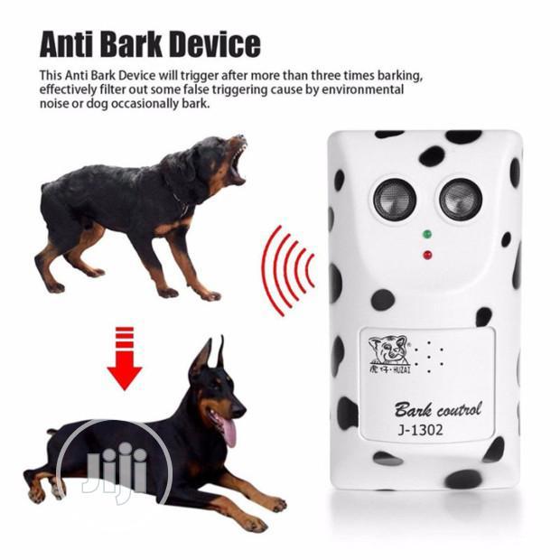 Ultrasonic Anti-bark Control Device For Dogs