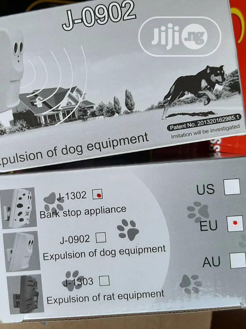 Ultrasonic Anti-bark Control Device For Dogs | Pet's Accessories for sale in Amuwo-Odofin, Lagos State, Nigeria