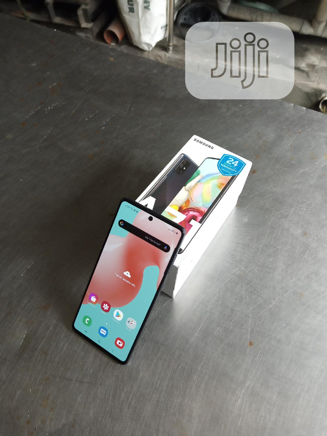 Samsung Galaxy A71 128 GB | Mobile Phones for sale in Port-Harcourt, Rivers State, Nigeria