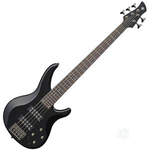 Yamaha 5strings Bass Guitar | Musical Instruments & Gear for sale in Lagos State, Ojo