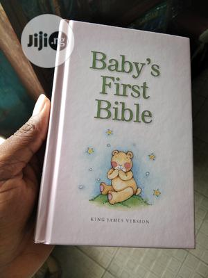 Baby's First Bible   Books & Games for sale in Lagos State, Surulere