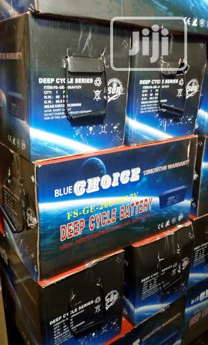 Blue Choice Fs-ge-200ah/12V | Electrical Equipment for sale in Lagos State, Ojo