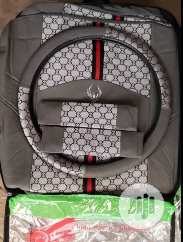Gucci Seat Cover