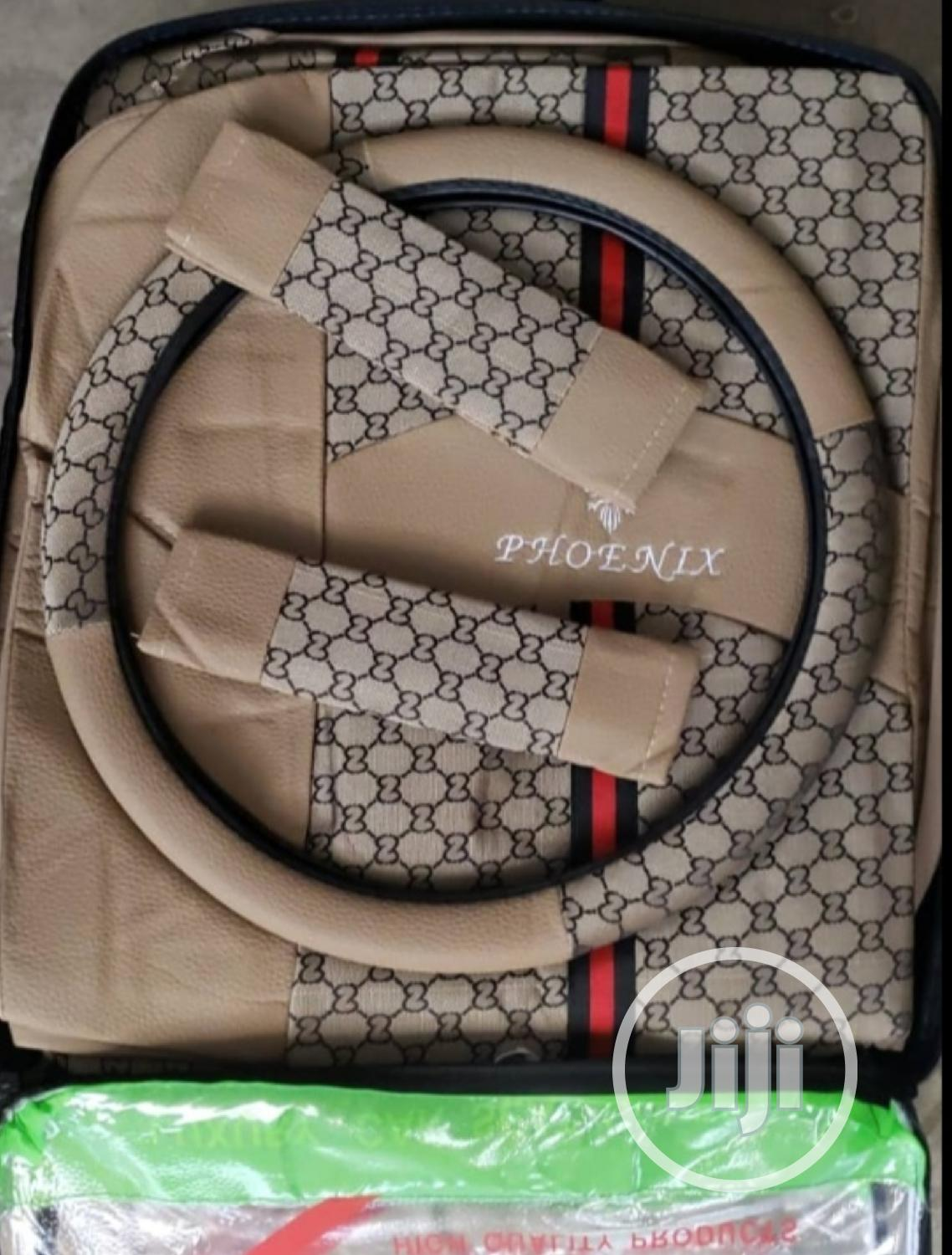 Gucci Seat Cover   Vehicle Parts & Accessories for sale in Ikeja, Lagos State, Nigeria