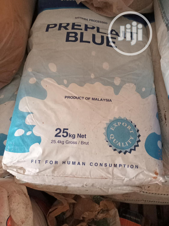 Preplait Blue Milk