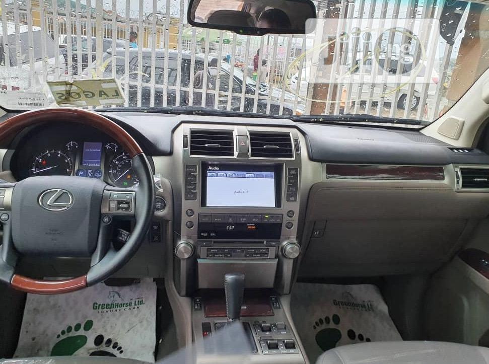 Lexus GX 2011 460 Premium Black | Cars for sale in Amuwo-Odofin, Lagos State, Nigeria