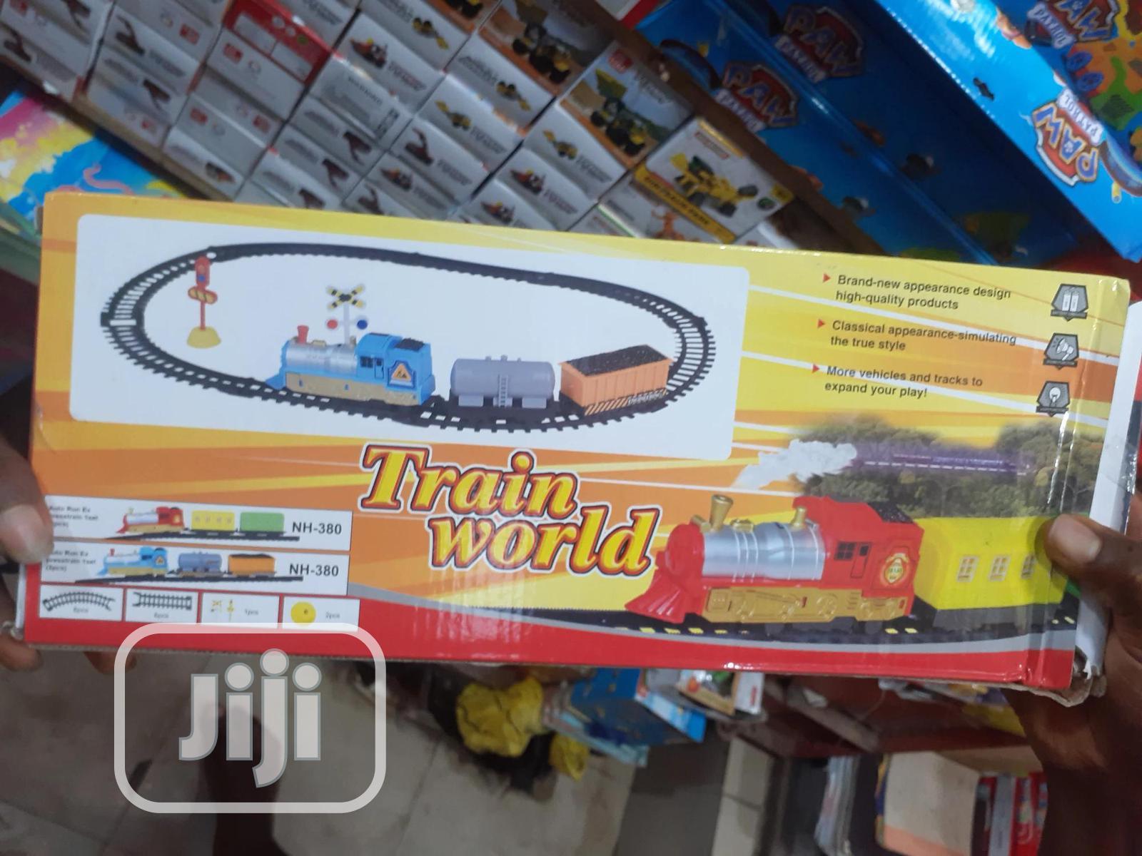 Archive: Train World
