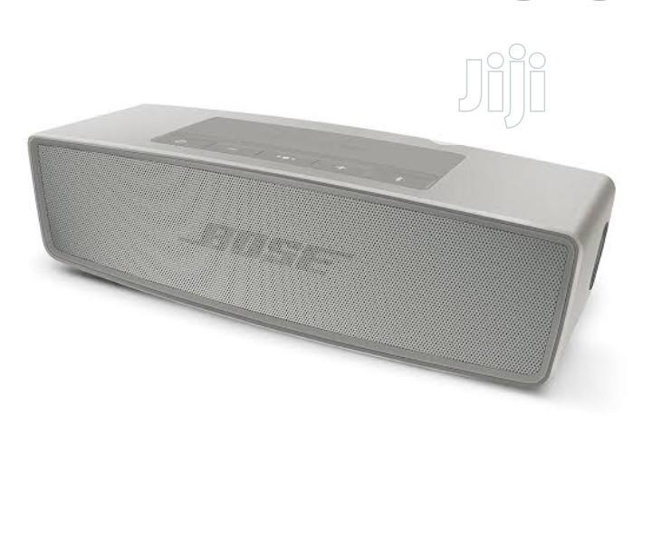 Bose Soundlink Mini II Bluetooth Speaker   Audio & Music Equipment for sale in Ikeja, Lagos State, Nigeria