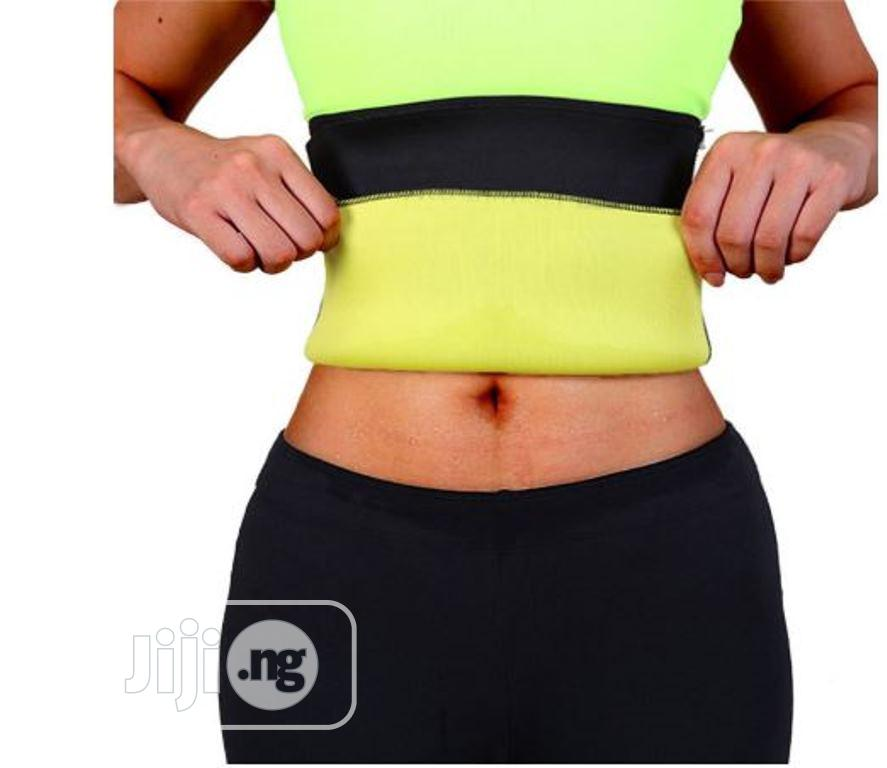 Slimming Sauna Belt For Weight Loss & Fat Burning