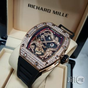 Richard Mille Dragon Diamond Wristwatch | Watches for sale in Lagos State, Oshodi