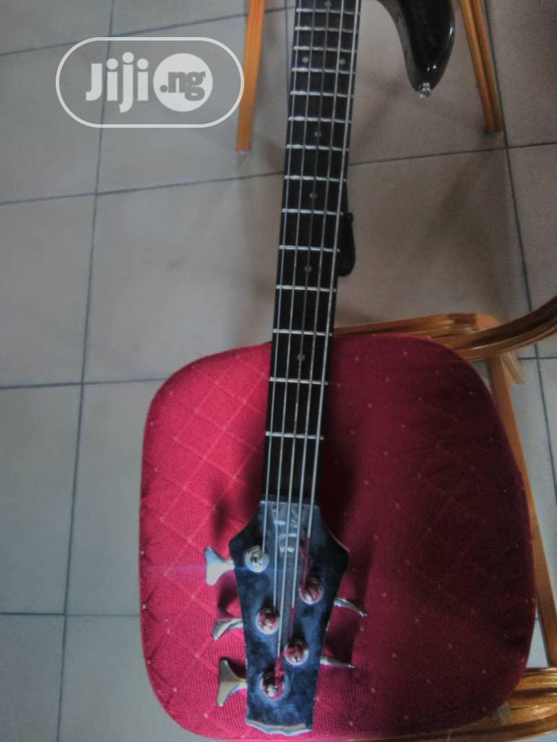 Hamson 5 String Bass Guitar In Port Harcourt Musical Instruments Gear Gloria Ocheme Jiji Ng