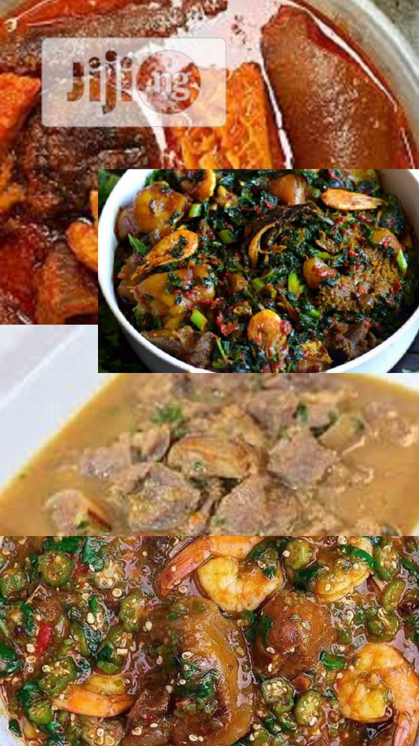 Food And Soup Delivery And Catering Services