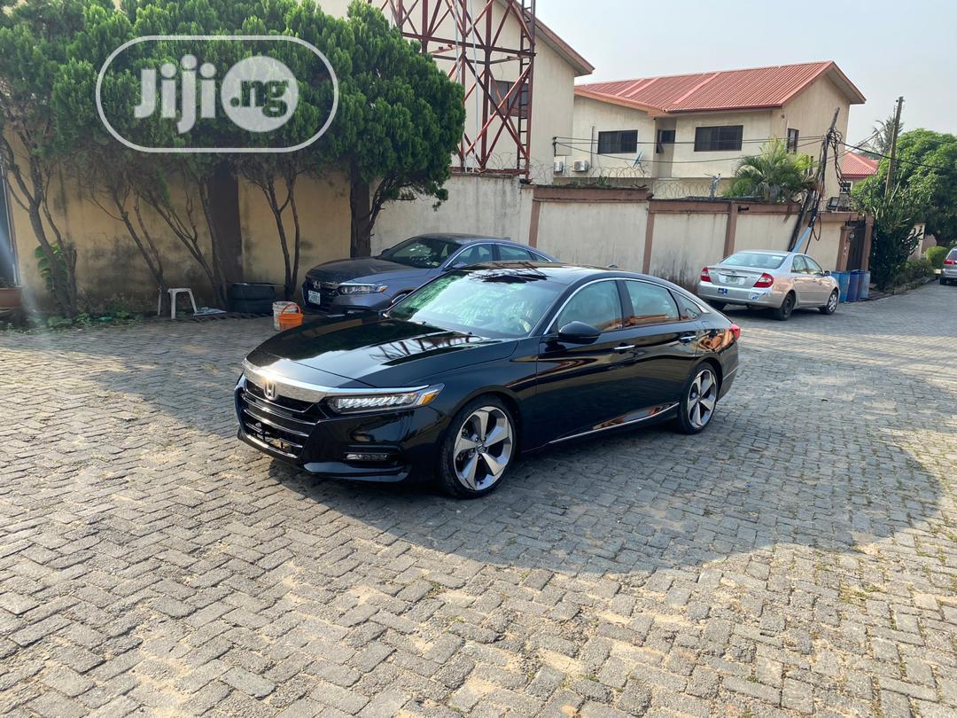 Archive Honda Accord 2018 Touring Black In Ikeja Cars Batem Auto Limited Jiji Ng