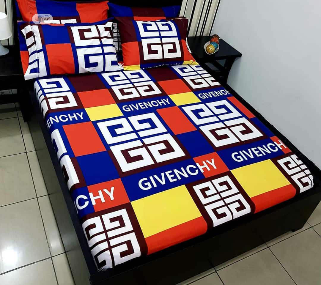 Archive: Bedding Set With GIVENCHY Design