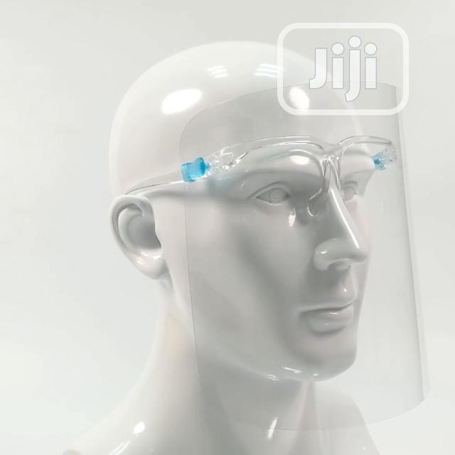 Archive: Face Shield - Eye Glass Frame