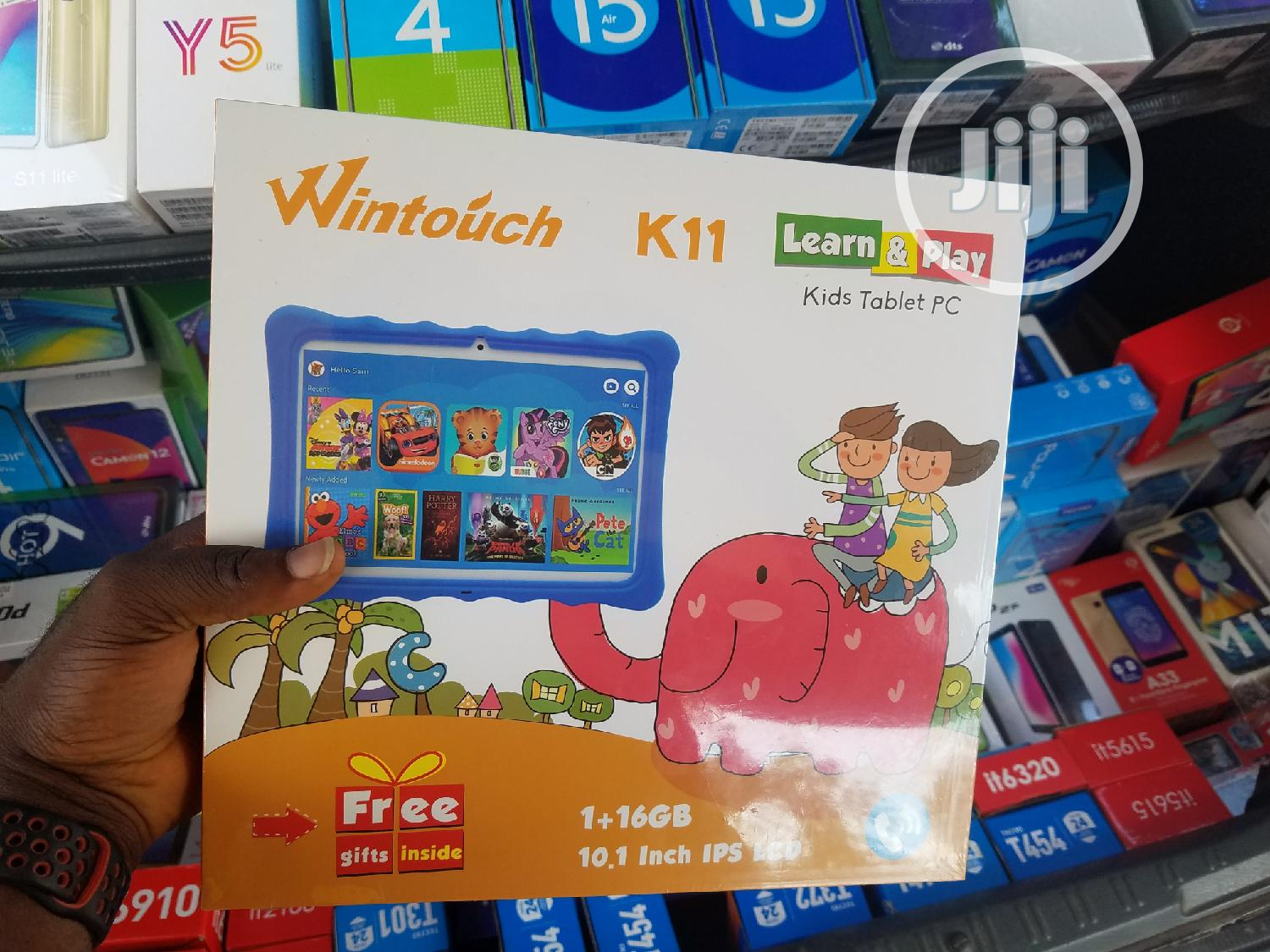 New Wintouch K11 16 GB Pink