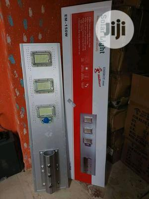 Solar All In One Street Light 150watts | Solar Energy for sale in Lagos State, Ojo