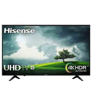 Hisense 50 Inch Smart UHD Led TV - 4k + Free Wall Bracket | TV & DVD Equipment for sale in Lagos State, Ojo