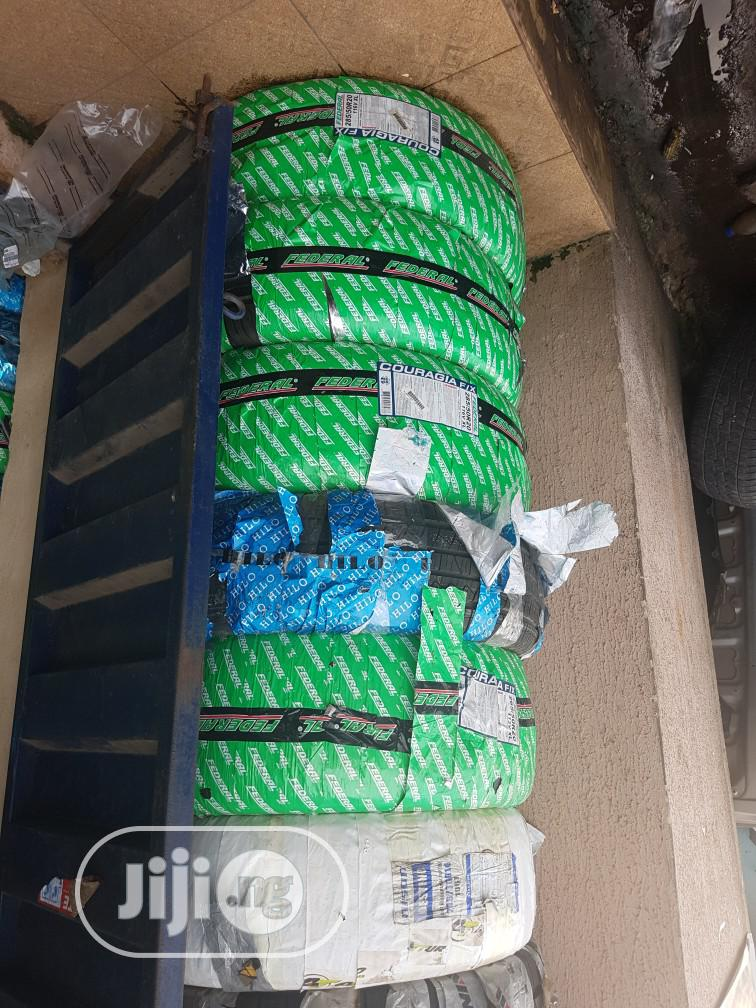 Federal Tyres Size 205/65/16