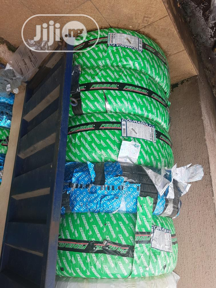 Federal Tyres Size 205/65/16 | Vehicle Parts & Accessories for sale in Lagos Island, Lagos State, Nigeria