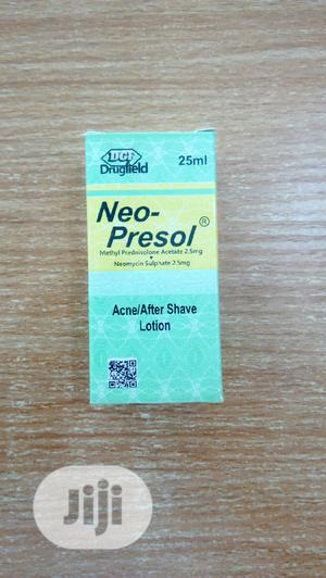 Neo-presol Acne/After Shave Lotion   Bath & Body for sale in Lagos State, Surulere