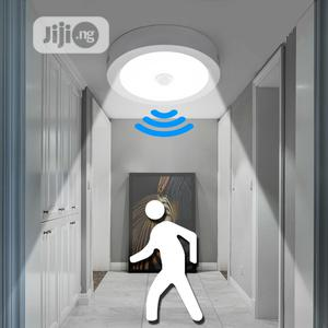 12W Day/Night PIR Motion Sensor Ceiling Mount Led Light | Security & Surveillance for sale in Lagos State, Ikeja