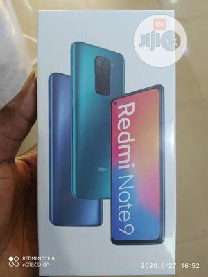 New Xiaomi Redmi Note 9 128 GB Blue | Mobile Phones for sale in Oyo State, Ibadan
