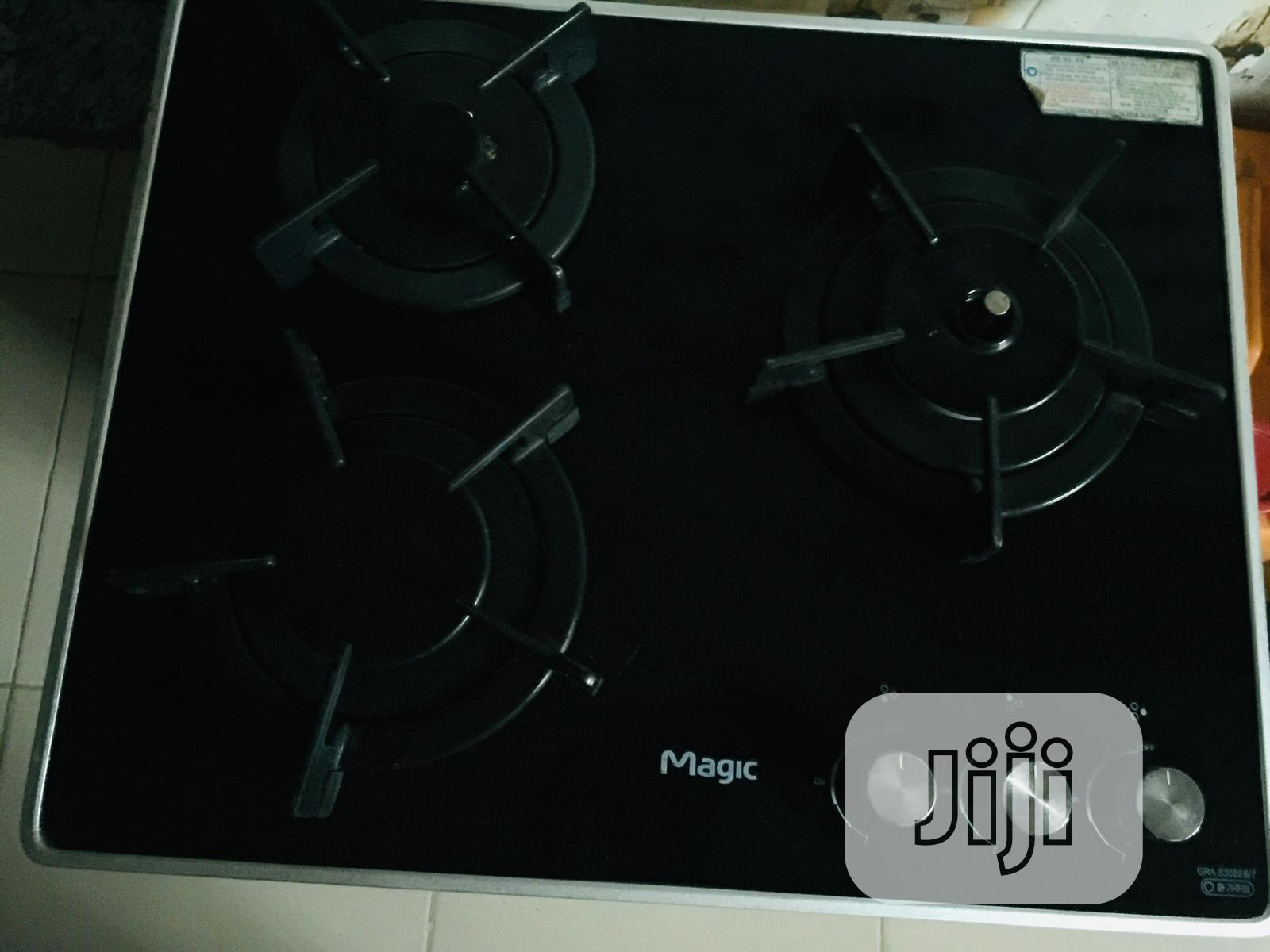 Uk Used Table Top Gas Cooker