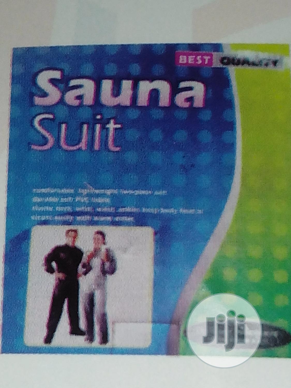 Archive: Sauna Suit